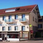 HOTEL du COMMERCE - NOGENT (Haute-Marne)