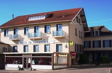 HOTEL du COMMERCE – NOGENT (Haute-Marne)