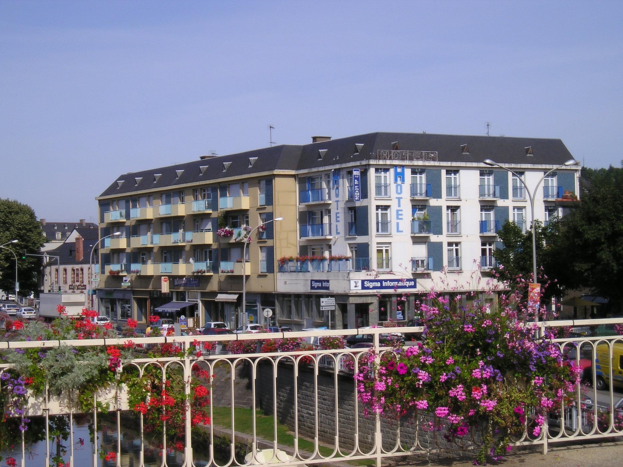 Hotel Le France à Redon