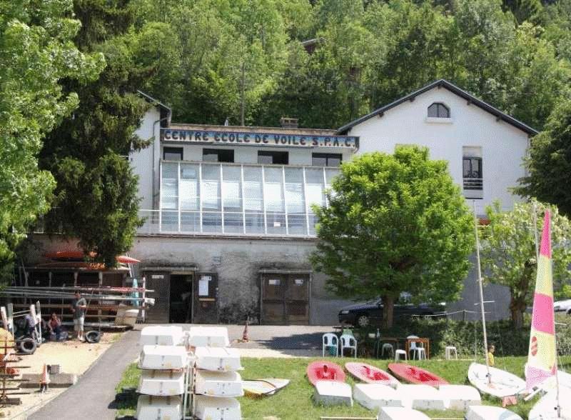 Requalification d'un centre d'hébergement – Lac de Paladru – Isère