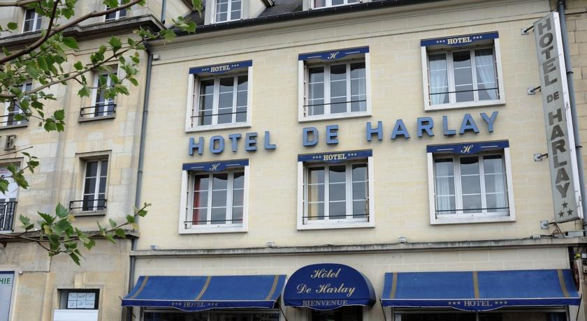 HOTEL DE HARLAY à Compiègne
