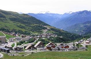 STATION DE SAINT-FRANCOIS LONGCHAMP (Savoie)