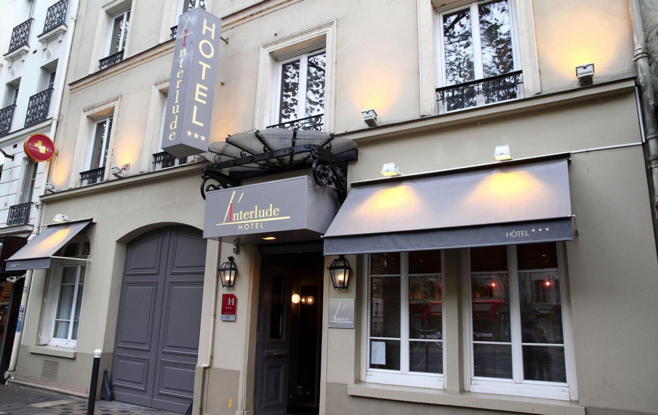 Hotel L'Interlude  -Paris
