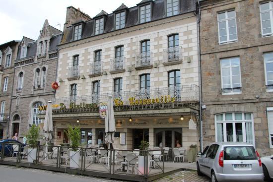 Hôtel Le Challonge – Dinan (22)